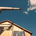 裾野の家 / 鉄骨フレーム