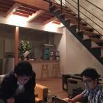 FUN! HOUSE!(裾野の家)/ お泊り&セミナー準備