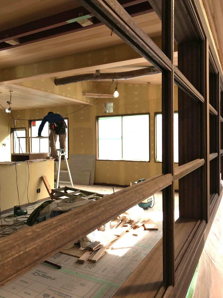 木造オフィス