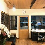 木造オフィス改修 / 新装開店