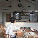 こもれびハウス / 雑誌LiVES撮影