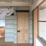 大谷石の家 / 完成写真