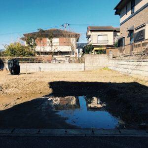 (仮称)西鎌倉の家 / 始動