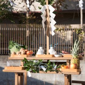 (仮称)西鎌倉の家 / 地鎮祭